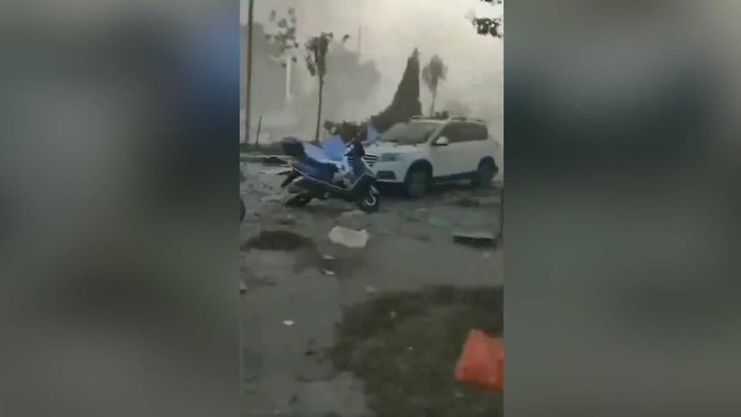 Two dead, 12 missing after China factory blast: State media