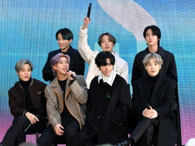 BTS makes history as the first ever artist to achieve 20 number ones on Billboard world digital song sales chart