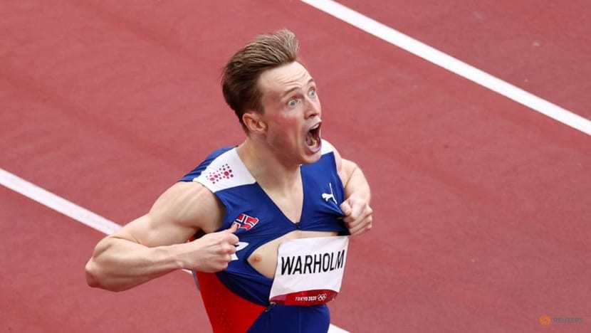 Athletics: Warholm warns shoe technology could hurt credibility