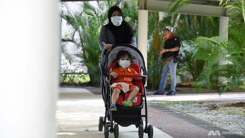 COVID-19: Legal cut-off age for children to wear masks to be raised to 6 years old