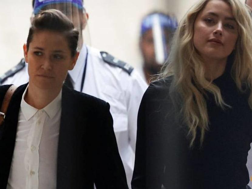 Johnny Depp was victim of 'abuser' Heard, court told