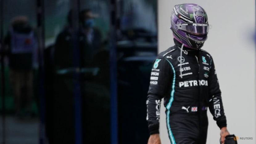Pitting was Hamilton's best option in Turkey, say Mercedes