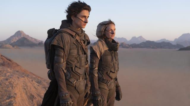 """Dune"" 视觉效果极具震撼力"
