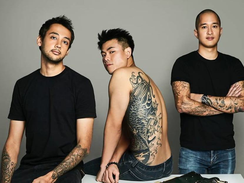 Kitchen Stories: The personal tales behind the tattoos of Singapore chefs