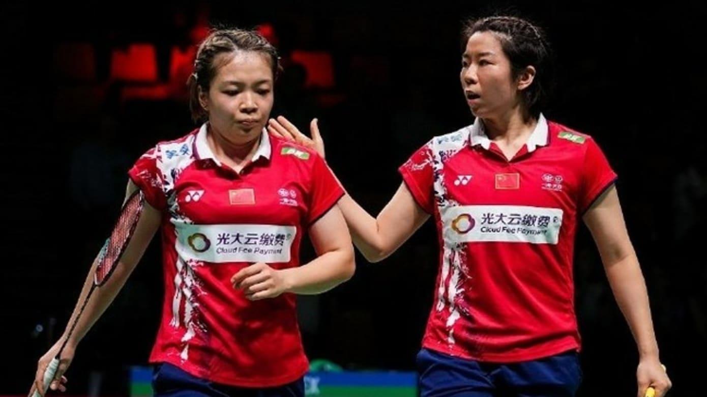 中国勇夺尤伯杯冠军