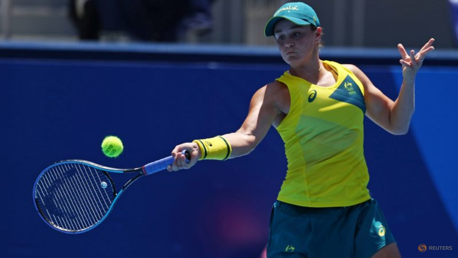 Tennis:In-form Barty prepared for US Open success thumbnail