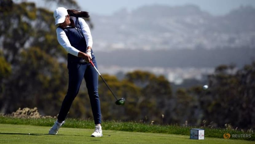 Golf: 'It was electric', says amateur Ganne on breakout performance