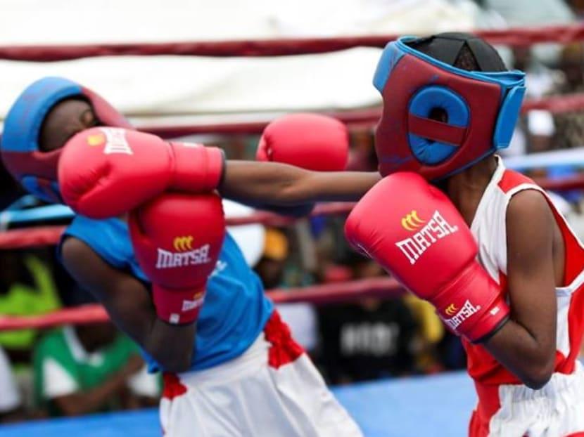 Champion of tomorrow - Nigerian teen boxer sees glorious future