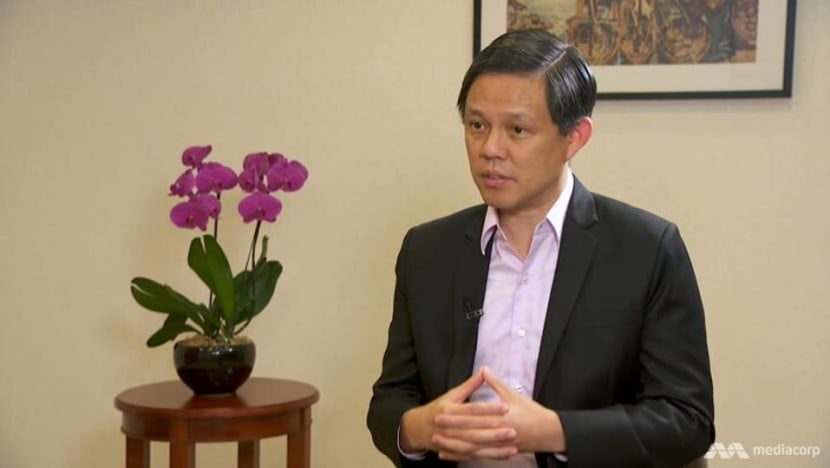 Support package to see Singapore through next 3 to 6 months, says Chan Chun Sing