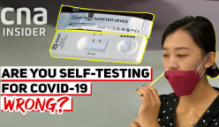How accurate is a self-swabbing Antigen Rapid Test kit?