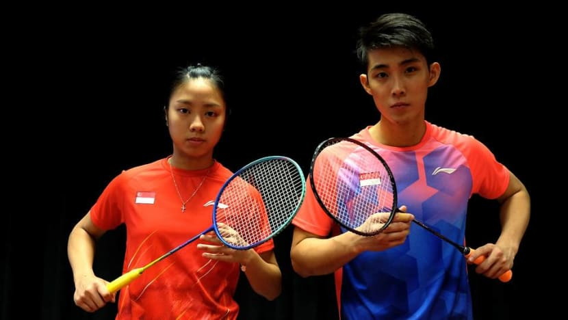 Badminton: Singapore's Loh Kean Yew and Yeo Jia Min qualify for Tokyo Olympics