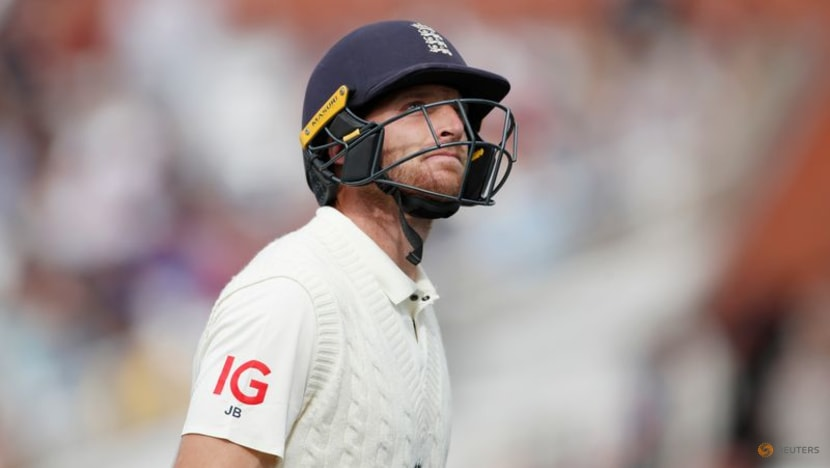 Cricket-England's Buttler might skip Ashes series in Australia
