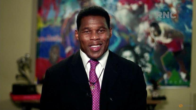 Former American football star Herschel Walker launches US Senate bid
