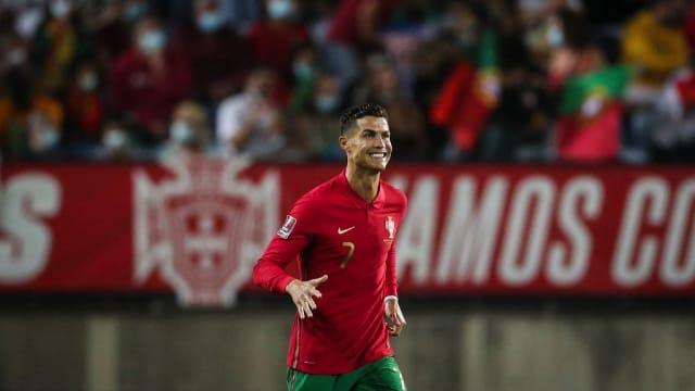 世足欧洲区外围赛 葡萄牙轻取卢森堡