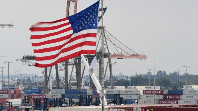 随着经济重启 美国贸易赤字扩大