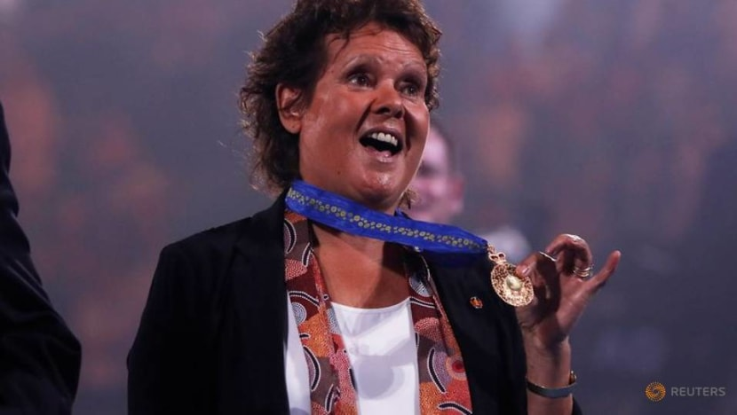Tennis-'Look at her now': Goolagong always knew Barty was Australia's next champion