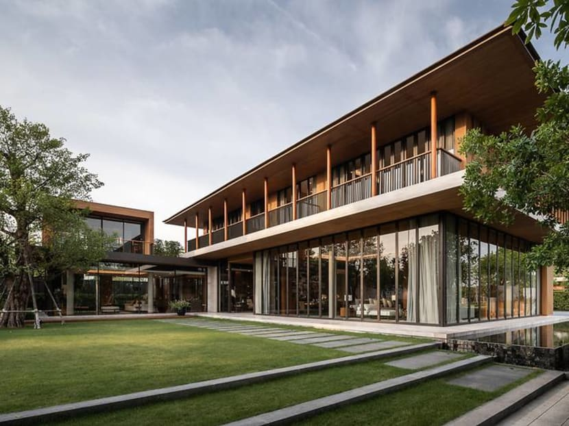 Ultra-luxurious private enclave finds a prime verdant home