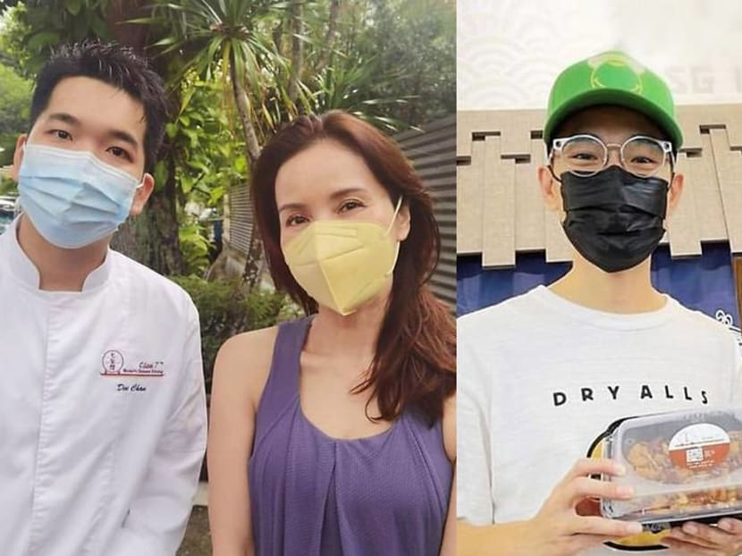 Which new restaurant is a hit with celebs such as Zoe Tay and Ben Yeo?
