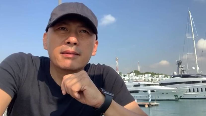 Hong Kong restaurant owner assisting police with investigation on Singapore event related to protests