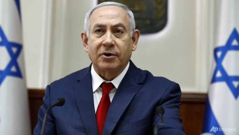 Netanyahu vows to freeze Palestinian funds after teen killed