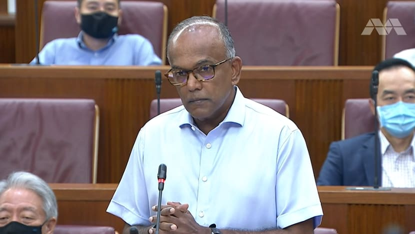 Singapore will fail if racism and xenophobia take root: Shanmugam