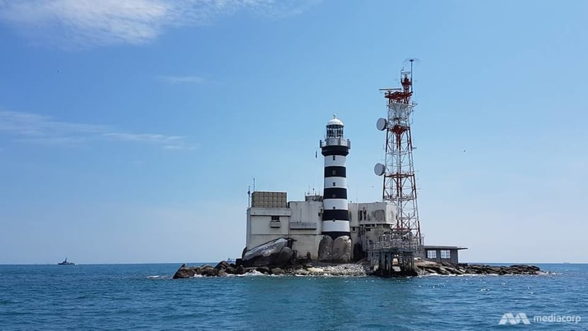 Singapore to proceed with planned development works at Pedra Branca: MND
