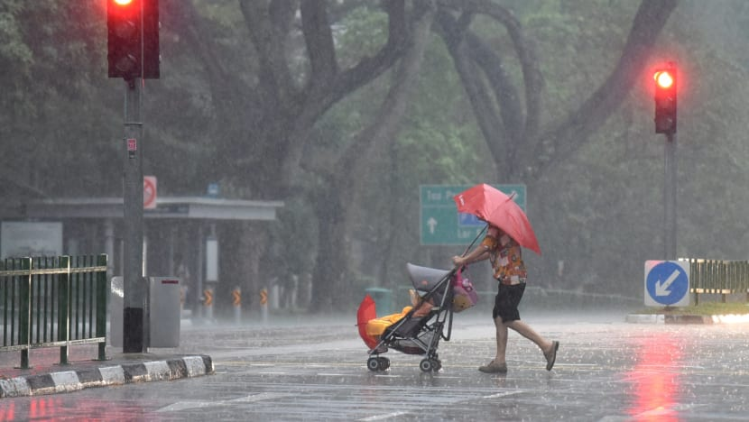 More thundery showers expected in second half of April: Met Service