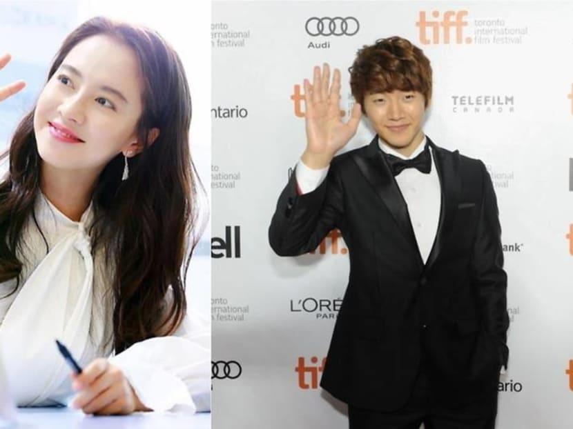 Song Ji-hyo, 2PM's Lee Junho to headline Korean expo in Singapore
