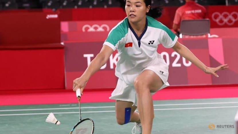 Olympics-Badminton-Nail-biting doubles matches outshine Tai Tzu-Ying's shaky win