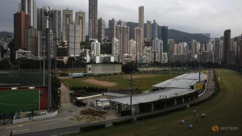 Hong Kong horse races, fireworks abandoned amid protest threat