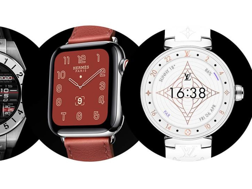 If you thought the luxury smartwatch was a one-off gimmick, think again