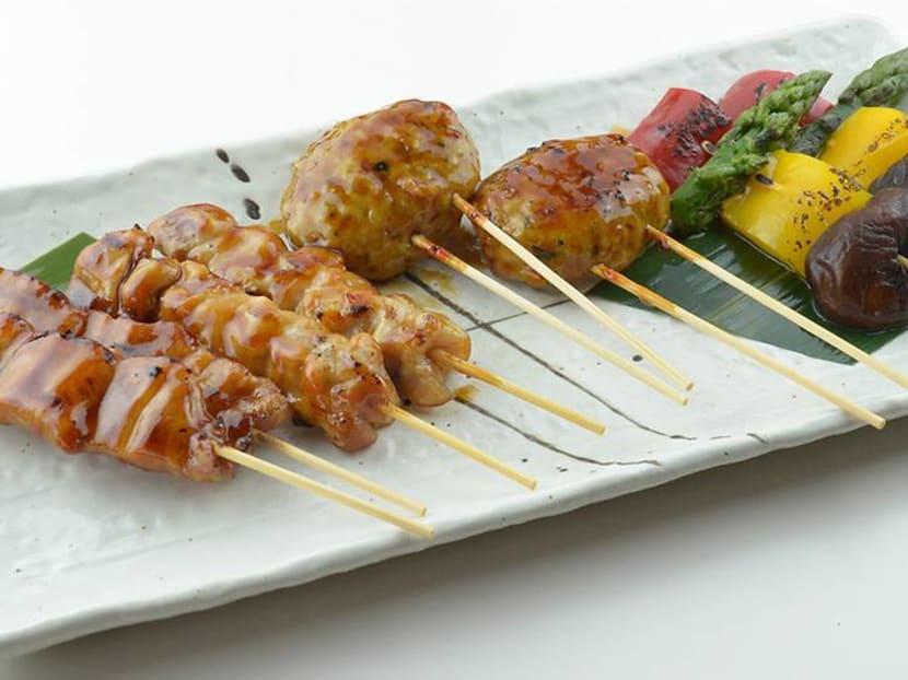 Bak chor mee maze ramen and chicken skin yakitori: Niseko's best eats