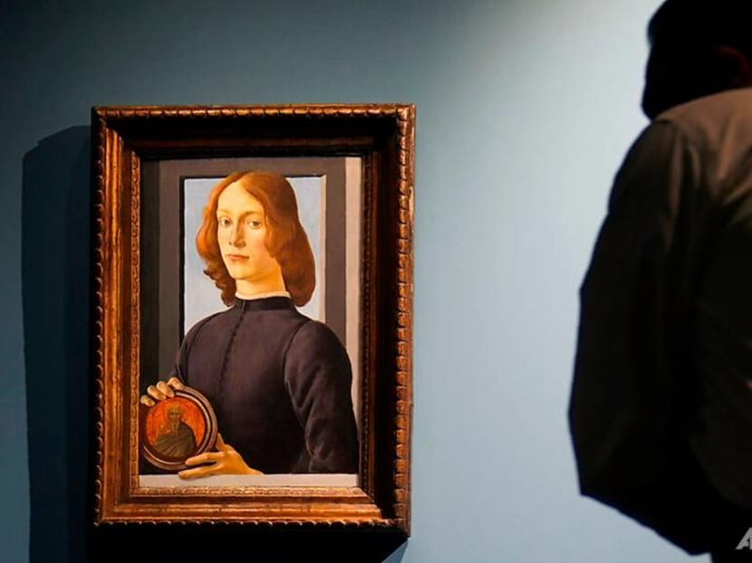 Rare Botticelli portrait sells for record US$92.2m at New York auction