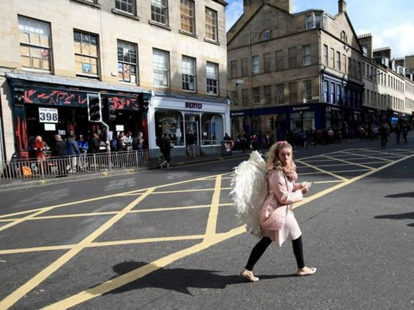 Edinburgh festival resets relationship with the city and the world
