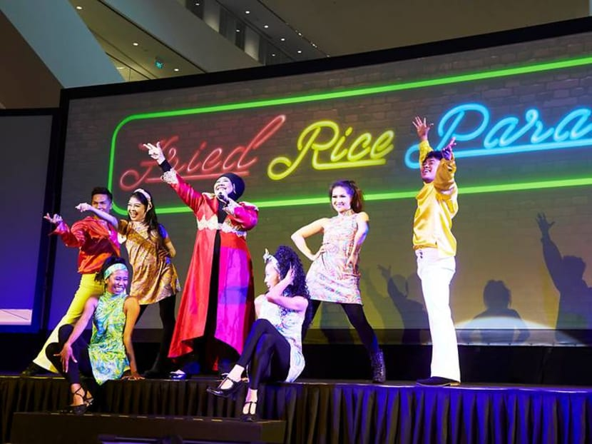 Dick Lee's Fried Rice Paradise, Michael Chiang's Mixed Signals to be made into TV series