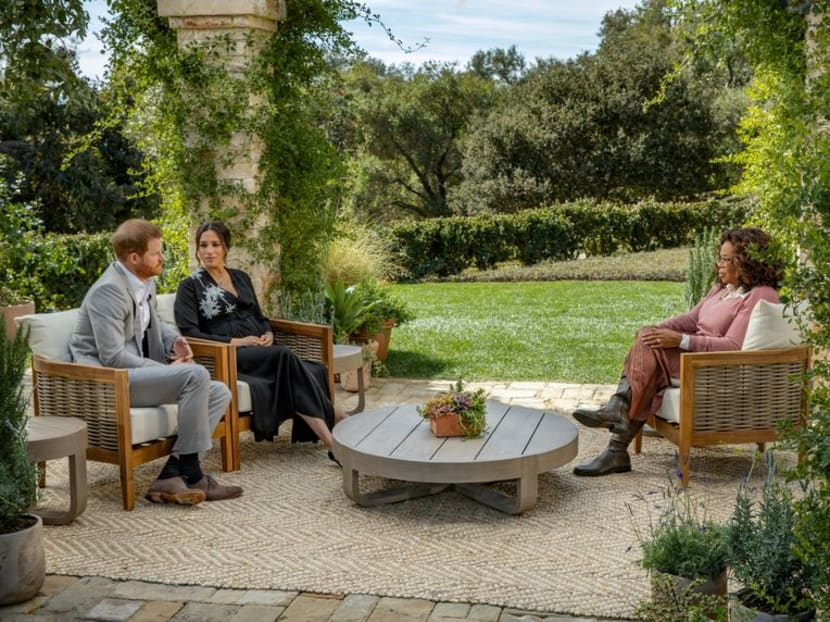 Oprah's Harry and Meghan TV interview loses out at Emmys
