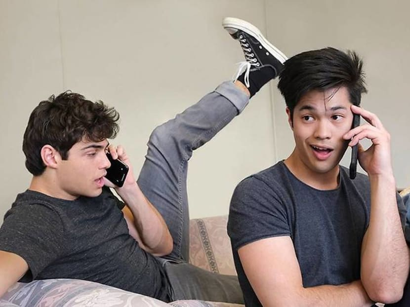 13 Reasons Why star Ross Butler joins sequel to Netflix's teen film To All The Boys I've Loved Before