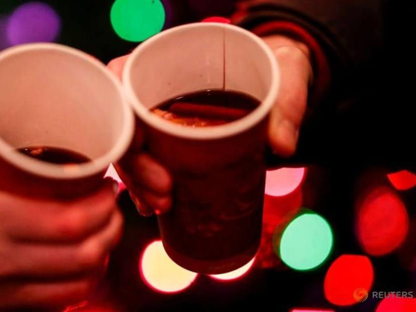 Germans deprived of mulled wine, a staple of Christmas markets, in lockdown