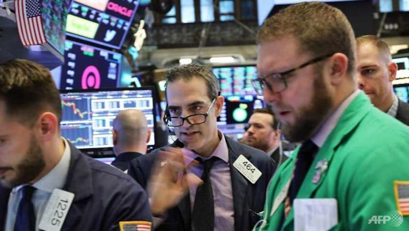 Energy weighs on Wall Street as stocks edge lower
