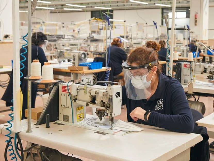 Loewe produces masks, donates almost S$800,000 to help vulnerable children