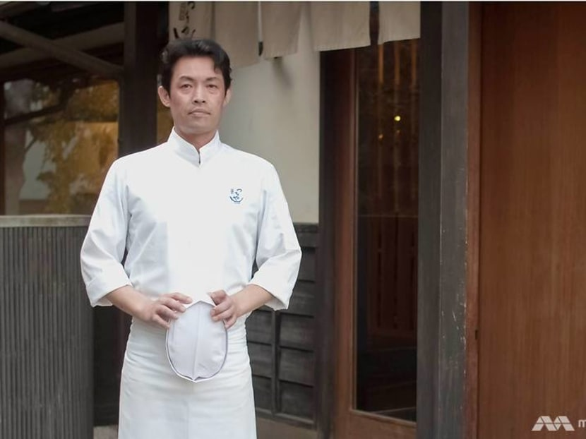 Kicked out of home by his dad, this chef went on to earn two Michelin stars