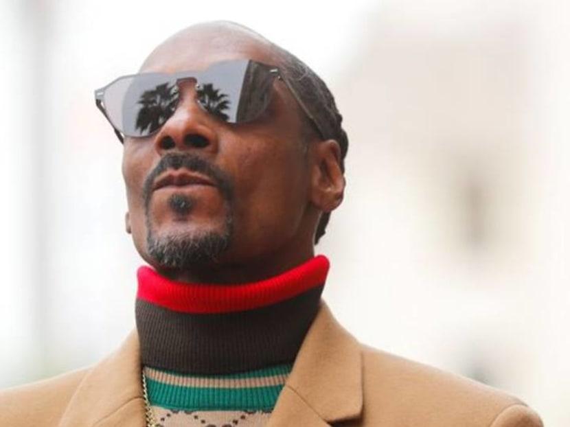 Rap star Snoop Dogg takes executive role at legendary hip-hop label Def Jam