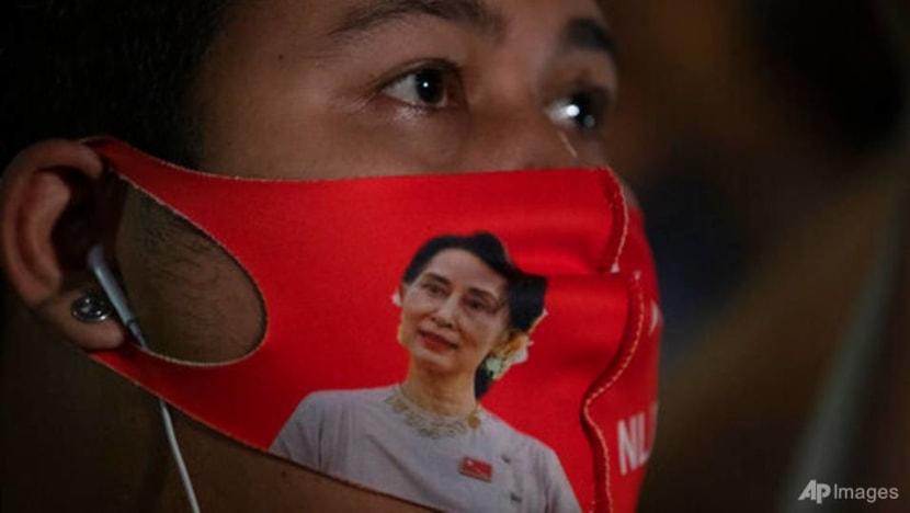 UN Security Council calls for release of Myanmar's Aung San Suu Kyi