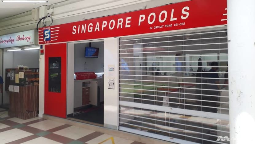 Singapore Pools outlets remain closed on first weekend of Phase 2; branches to reopen from Monday