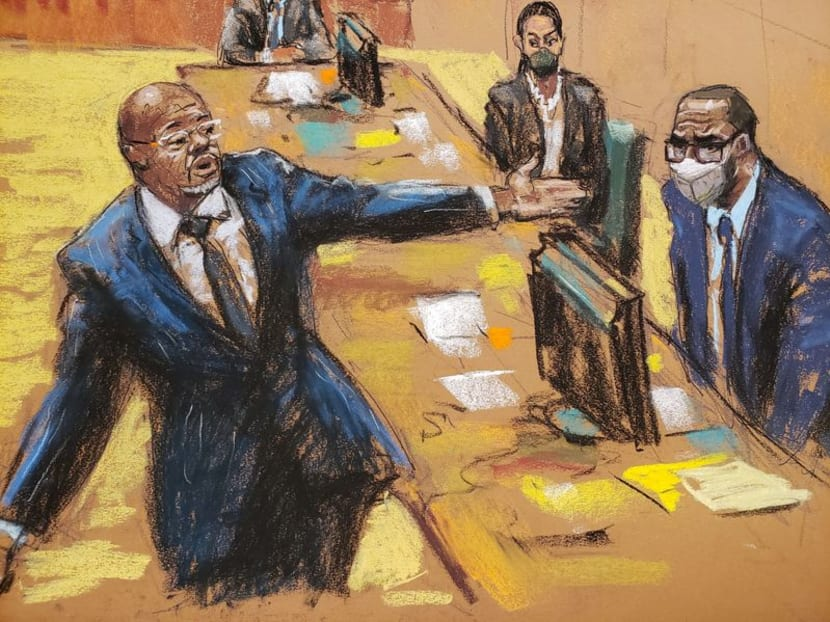 R. Kelly's defense says accusers had motive to lie. 'Convict him,' prosecutor says
