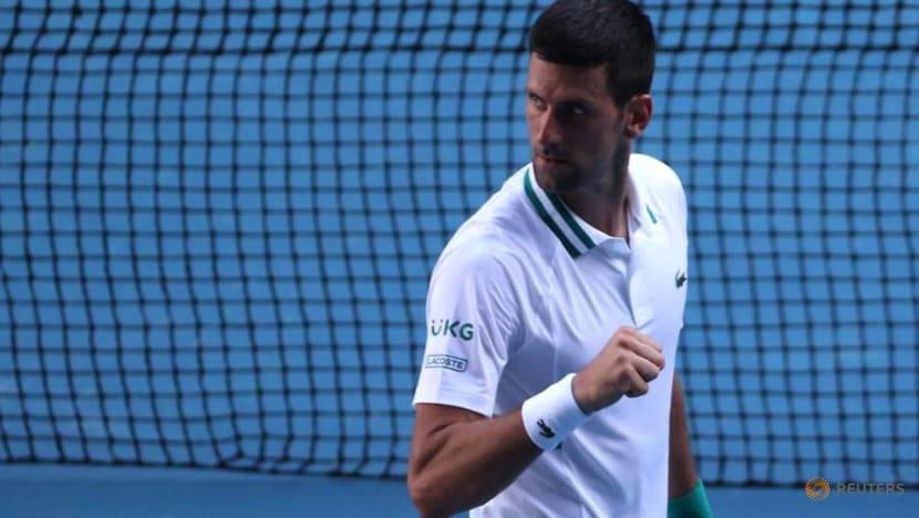Australian Open day three