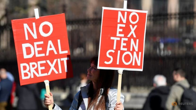 Commentary: Weeks away from 'national hysteria', as the UK remains stuck in a Brexit mess