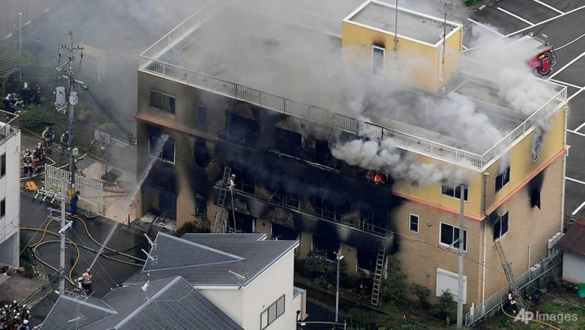Man arrested over deadly 2019 fire at Japanese animation studio