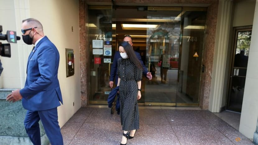 Key events in Huawei CFO Meng Wanzhou's extradition case
