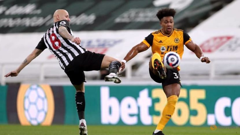 Football: Wolves' Traore uses baby oil to blaze past defenders, says Nuno